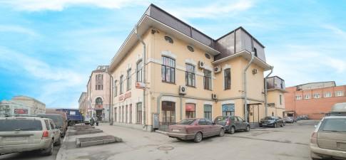 Дом Е.П. Овсянниковой