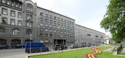 Гостиница На Садовой