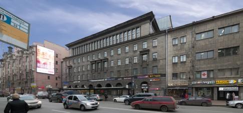 Каменноостровский 40