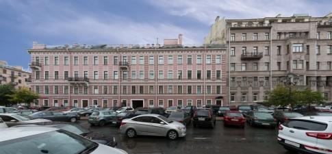 Захарьевская 25