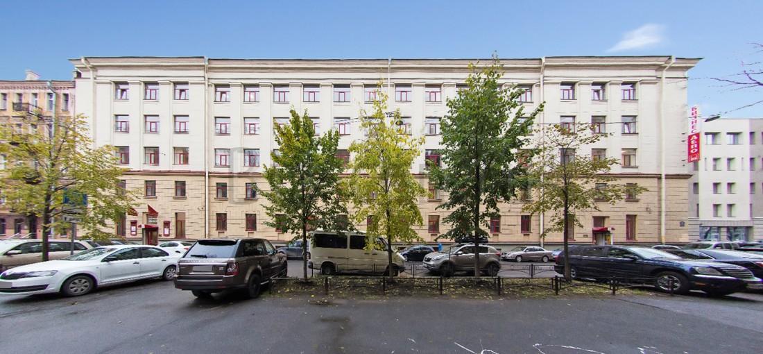 Аренда офиса бизнес центр чкаловский по адресу зеленина д.22 готовые офисные помещения Марксистский переулок