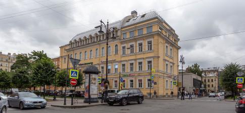 Чернышевского 18