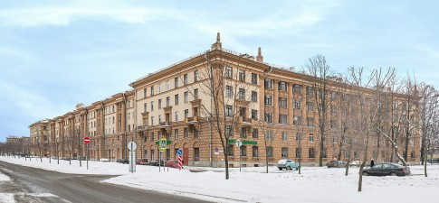 Новолитовская 5